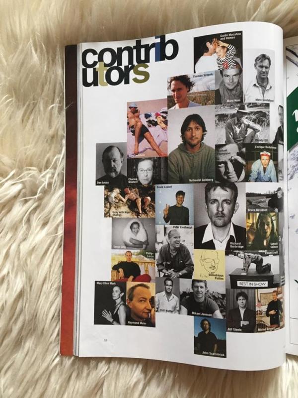 Harper´s Bazaar Liz Tilberis Tribute Contributors2