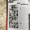 Harper´s Bazaar Liz Tilberis Tribute Editor´s Note