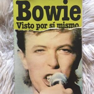 Bowie Visto por sí mismo Cover