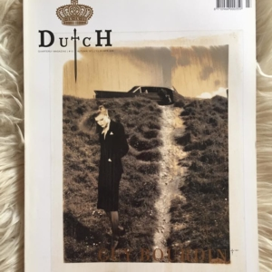 Dutch Guy Bourdin Cover