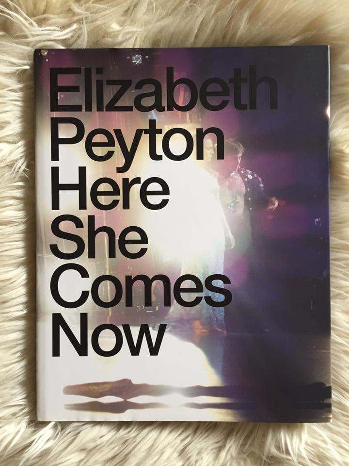 Elizabeth Peyton Here She Comes Now Cover