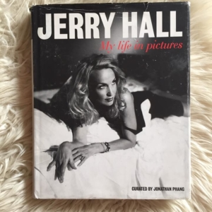 Jerry Hall Cover