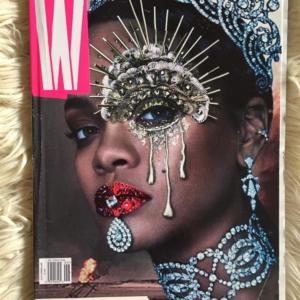 W September 2016 Cover