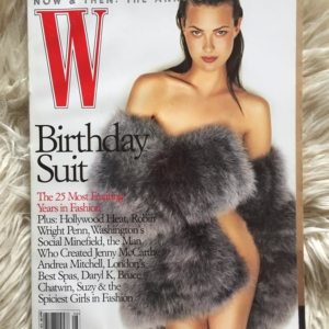 W August 1997 Cover