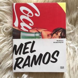 Mel Ramos Cover