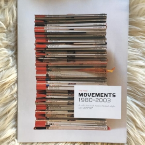 Movements 1980 - 2003 Cover