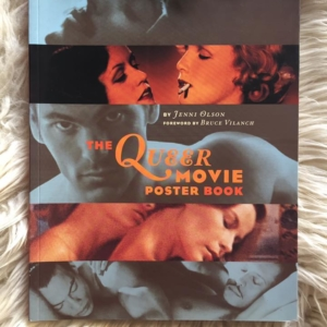 The QUEER Movie Poster Book Cover