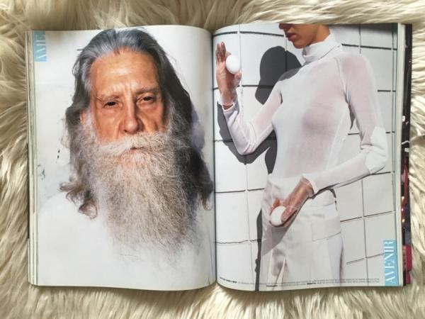 Vogue Paris - Avril 1998 5