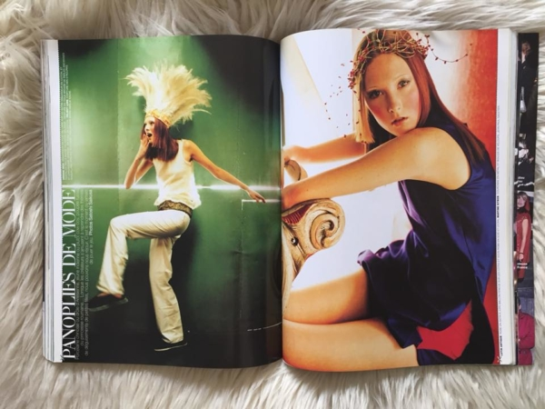 Vogue Paris - Avril 1998 8