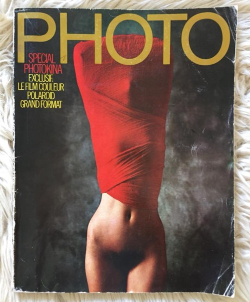 PHOTO N.108 - Septembre 1976 - cover