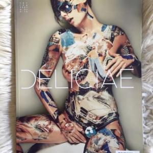 Deliciae Vitae Cover